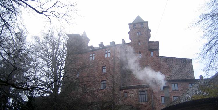 Burg bei Eppenbrunn