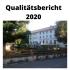 Unser Qualitätsbericht für das Jahr 2020